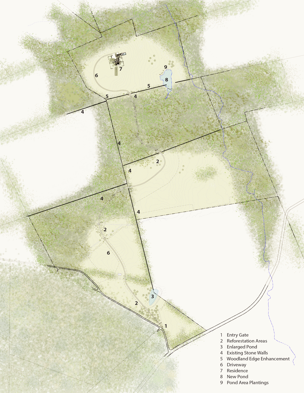 Rosenfeld Rendered Site Plan_property_175