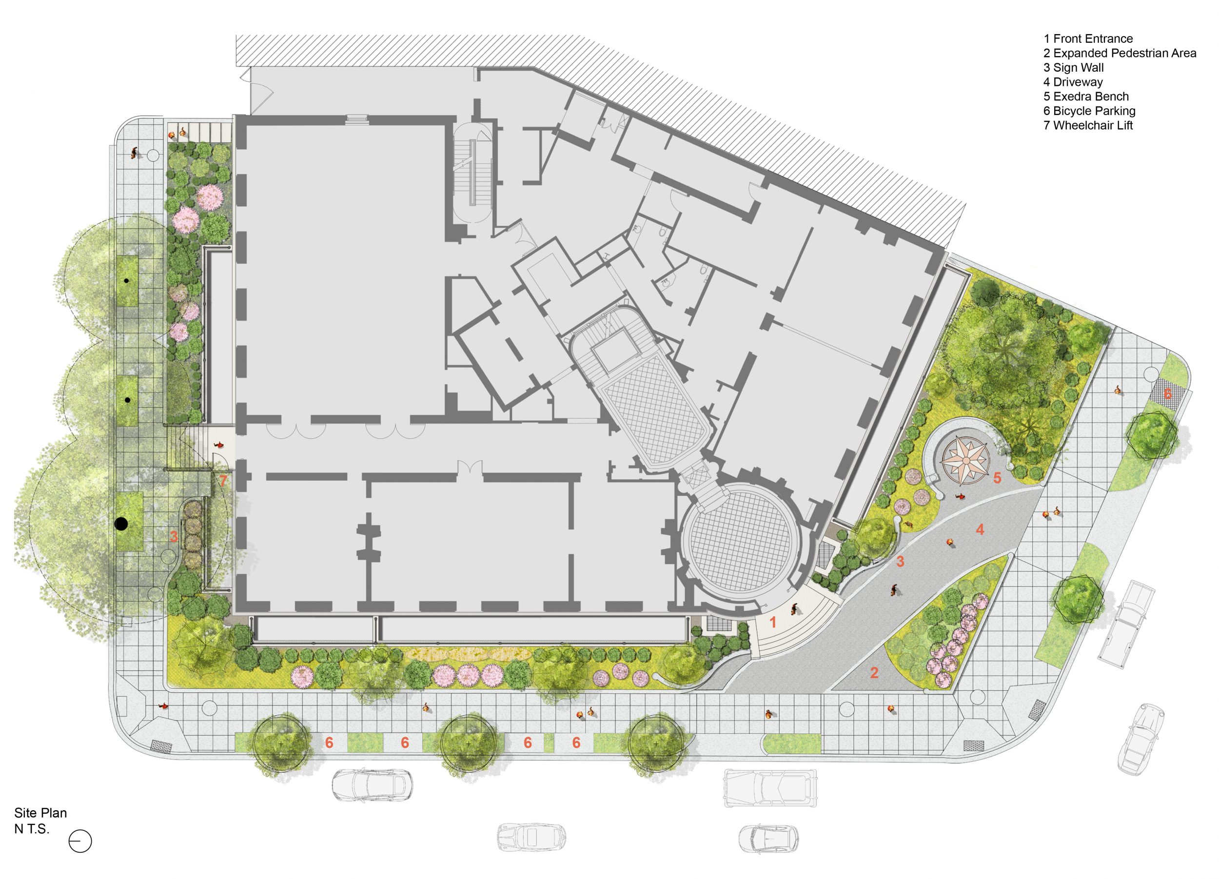 site plan_color rendered
